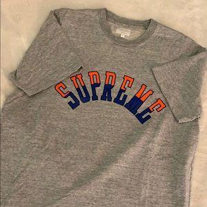 Supreme short sleeve t shirt
